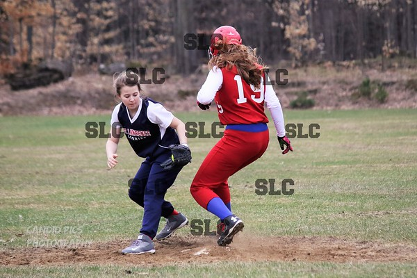 2017 SLC/MASSENA - GIRLS MODIFIED SOFTBALL