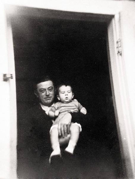 Dad and Edwin Jan 1945.JPG