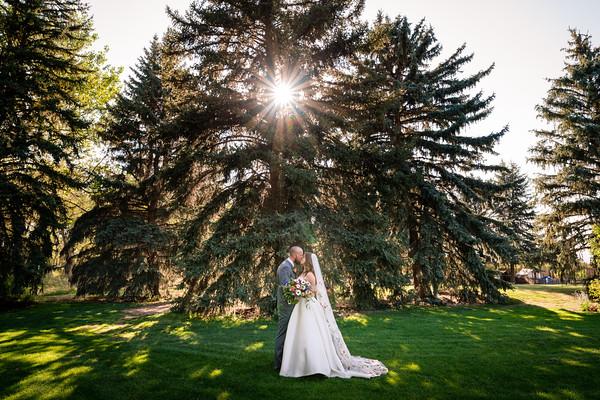 Julia + Matt's wedding day