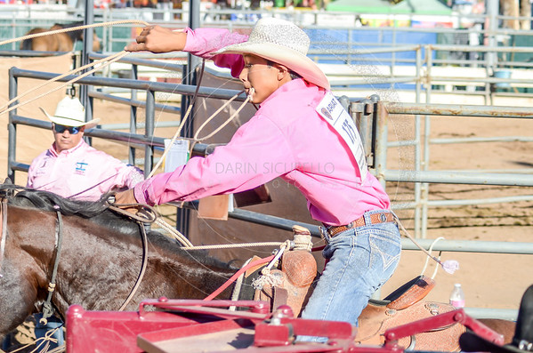 Tie Down AHSRA (Arizona High School Rodeo Association) Rodeo- Arizona State Fairgrounds- October 19th 2017