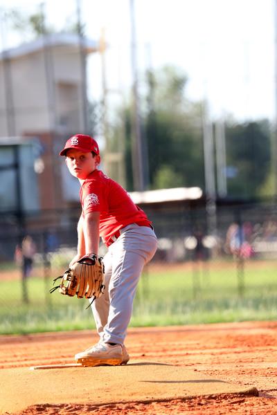 Skittles Baseball Team 2020