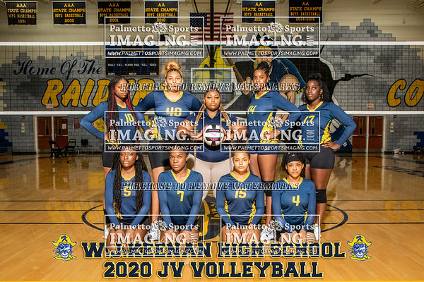 W.J. Keenan Volleyball