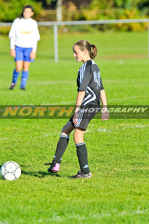 (Girls U13 Blue) East Meadow Eagles vs. Commack FC Dream Team