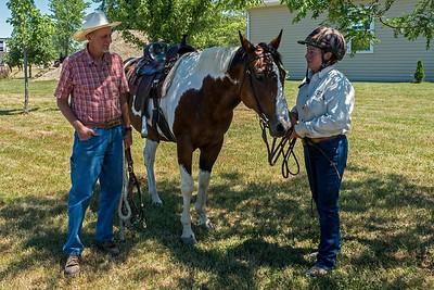 OXC Horse Race