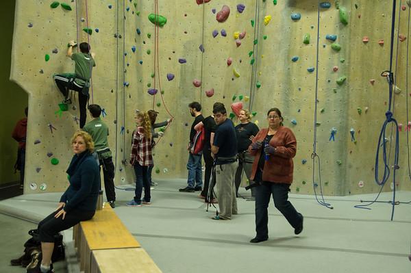Climbers Rock