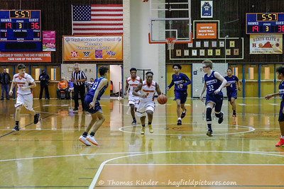Boys Frosh Basketball v South County 12/18/18
