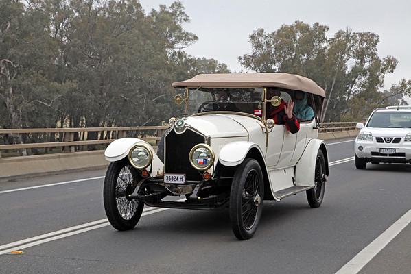 Wagga Wagga 2013 Vintage and Veteran Rally.