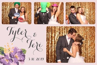 Tyler and Teri - The Meekermark - 3.10.2019