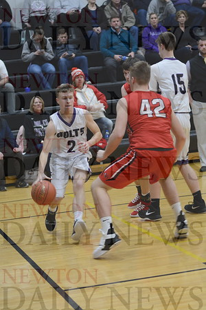 Baxter Basketball vs. North Tama 1-21-19