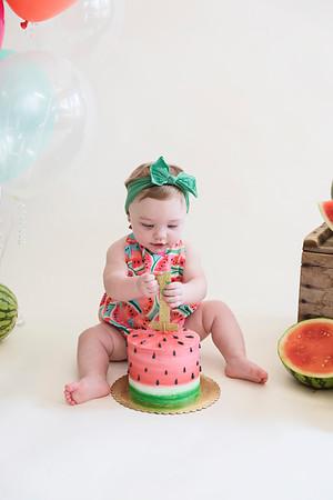 Ella {Cake Smash}