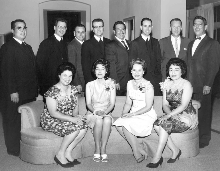 1960s, Parent's Club