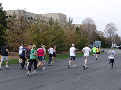 Spring Legend Larry's Run