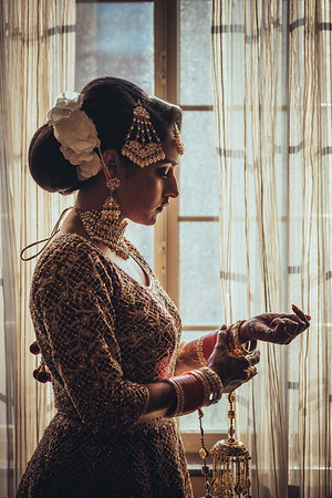 Wedding Day (Khushveen's Side)