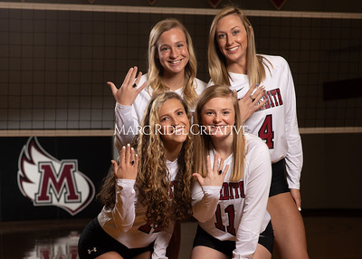 2021 Volleyball Seniors