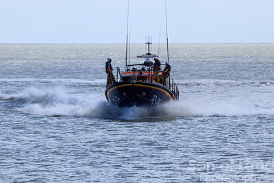 2nd July RNLI Exercise