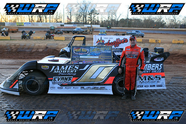 "Boyd's Speedway Iron-Man Championship ""Cabin Fever Shakedown"""