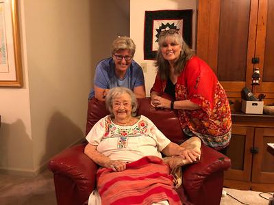 Grandma Visit - July 2018