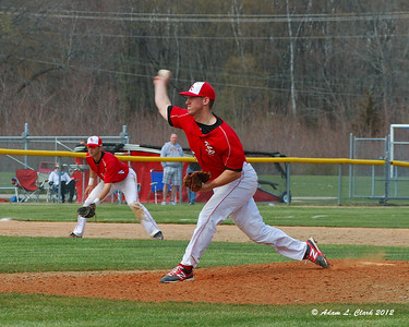 Keene State vs. Rhode Island College - Baseball 4-14-12