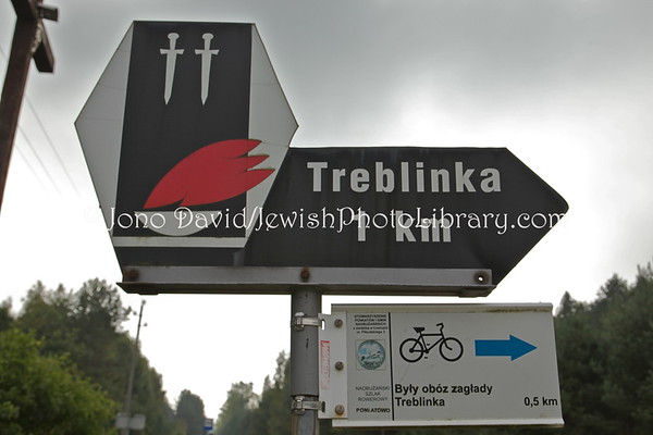 POLAND, Treblinka. Treblinka extermination camp museum, black road, quarry, miscellaneous. (9.2011)