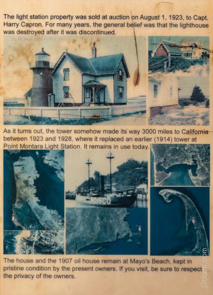 Montara Lighthouse History - Panel 11