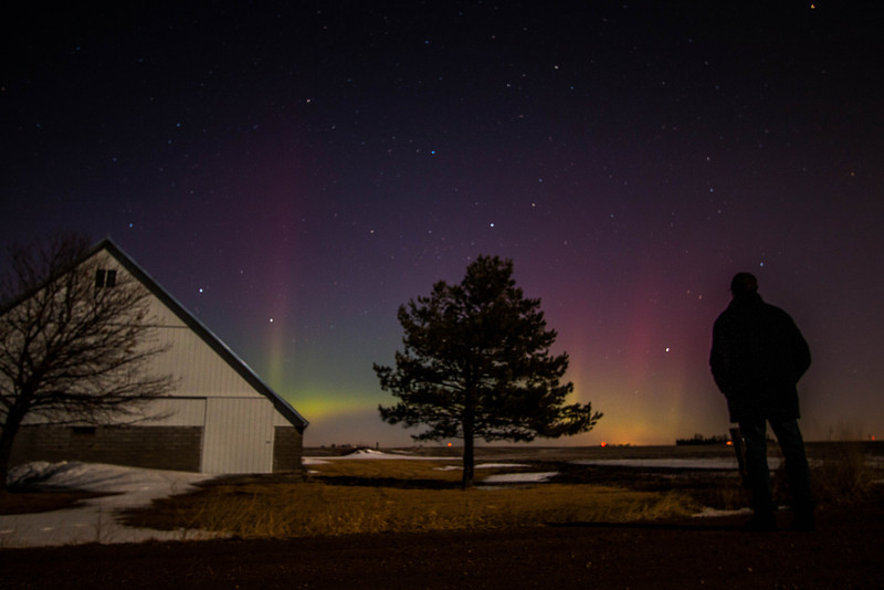 Feb Northern Lights Photos