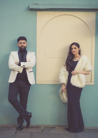 Ayesha & Abdul