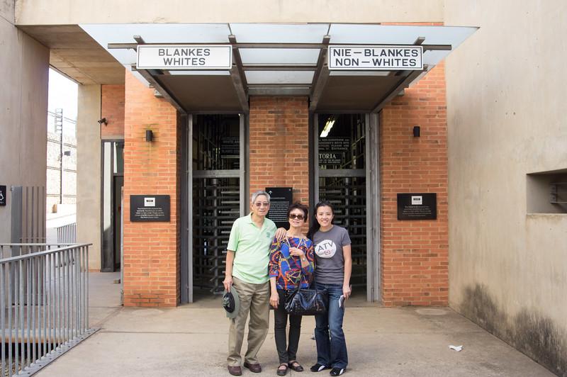 the apartheid museum