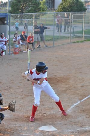 Var Softball vs Omaha Gross - 2009