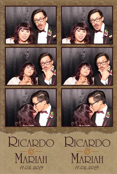 Ricardo & Mariah's Wedding (11/02/19)