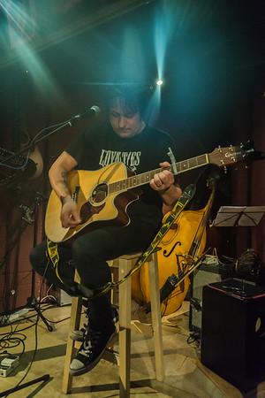 Music Night at the Brook, Wallington 26 Marchi 2016