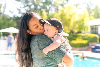 Nicole & Alan Baby Sprinkle BDay | 2021