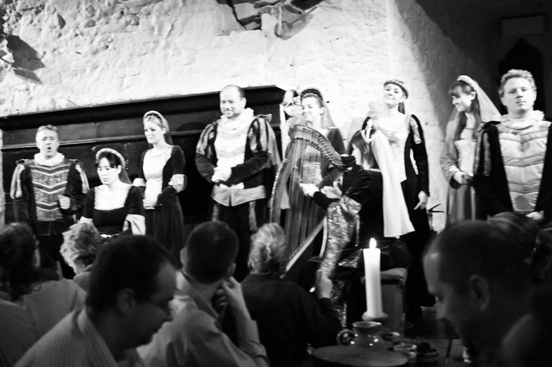 Bunratty Castle medieval dinner