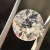 3.46ct Old European Cut Diamond GIA M, VS1 36