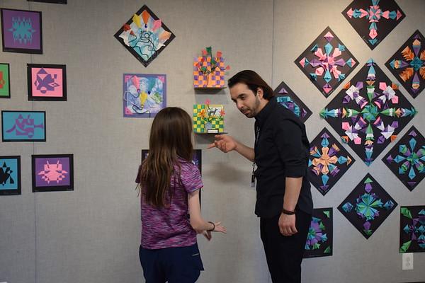 Lower School Art Exhibition