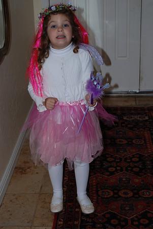 Hanna's preschool Halloween party: ECLC: 10/30/09