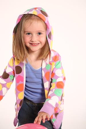 Danica age 3