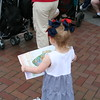 Maren and her Map! (like Dora!)