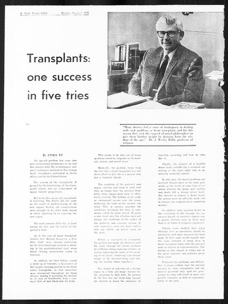 SoCal, Vol. 59, No. 83, March 04, 1968