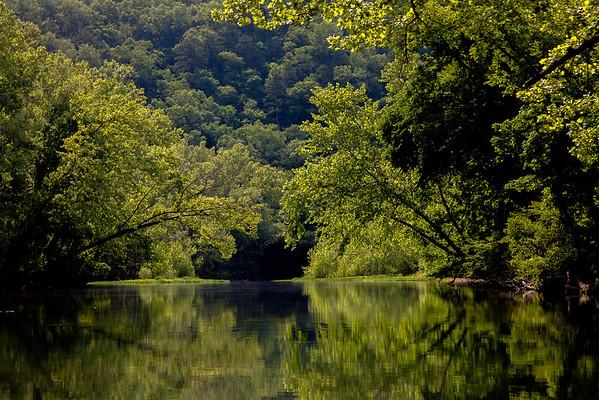 Missouri Wilderness Areas