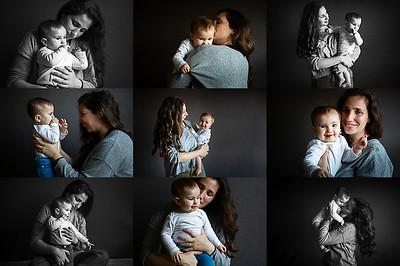 Sesión Baby · Federica, 9 meses