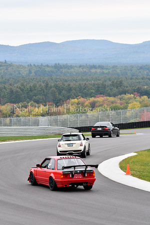 White Mountain BMW CCA CMI Fall 2017
