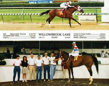 WILLOWBROOK LANE - 6/20/1999