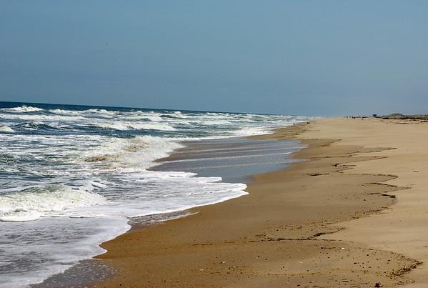 Delaware Seashore State Park<br>Tower Ocean beach