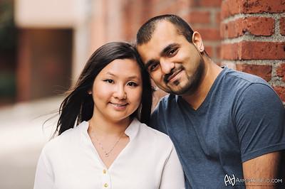 Hasham-Nguyen Engagement