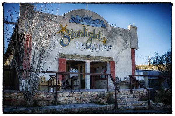 Terlingua - Starlight Theatre Cafe