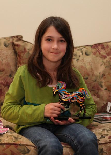 Katie's 9th Birthday