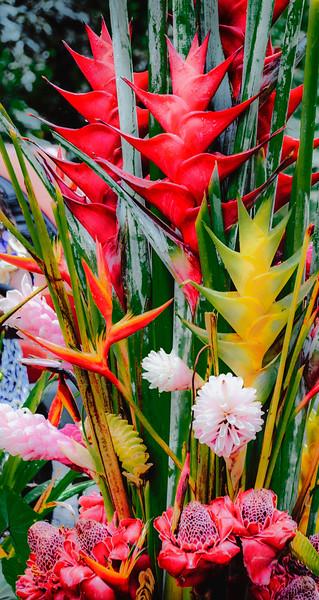 Along with beautiful flower arrangements!