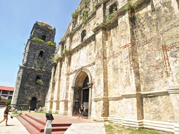 Church of San Agustin, Paoay