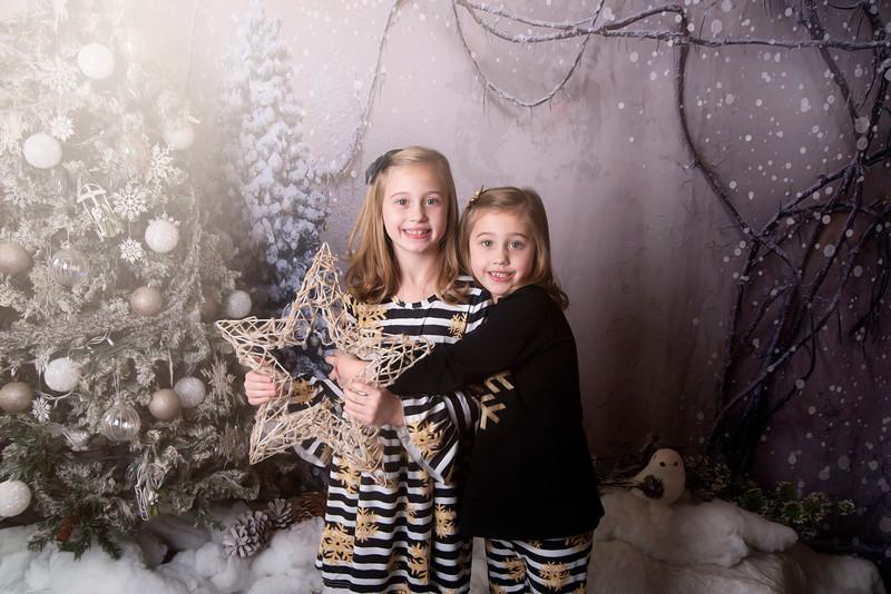 Potts Family Christmas 2019