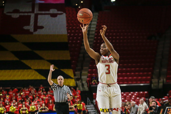 Women's College Basketball: Wisconsin vs. Maryland